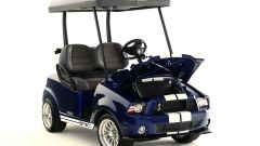 Shelby GT500 Golf Cart - Immagine: 3
