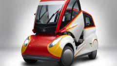 Shell concept car: ecco come le citycar possono consumare meno - Immagine: 1