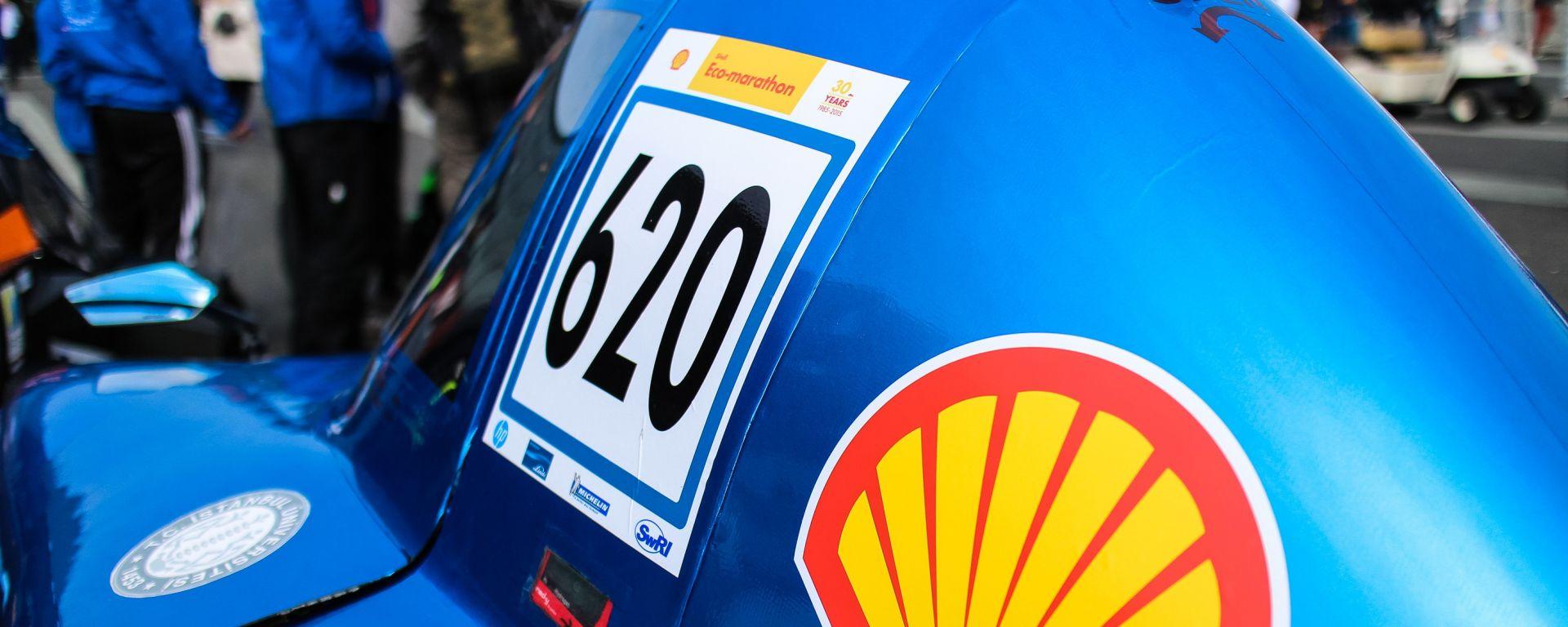 Shell Eco-marathon 2015