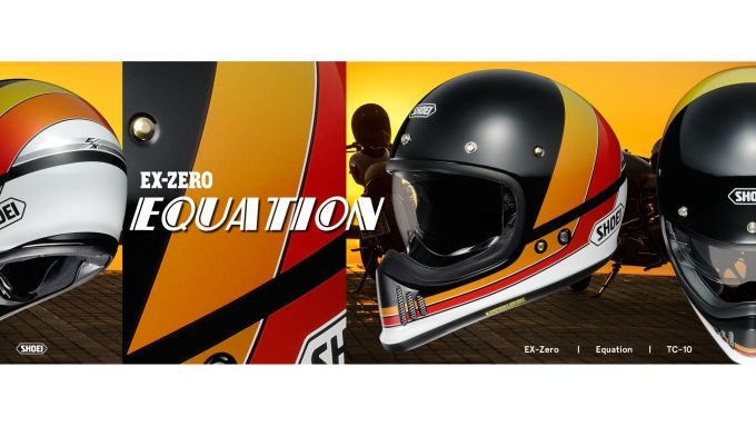Shoei Ex-Zero 2020: nuove colorazioni a catalogo