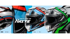 Shoei GT-Air 2: serie Haste