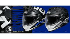 Shoei GT-Air 2: serie Insignia blu