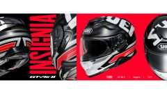 Shoei GT-Air 2: serie Insignia rossa