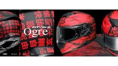 Shoei GT-Air 2: serie Ogre