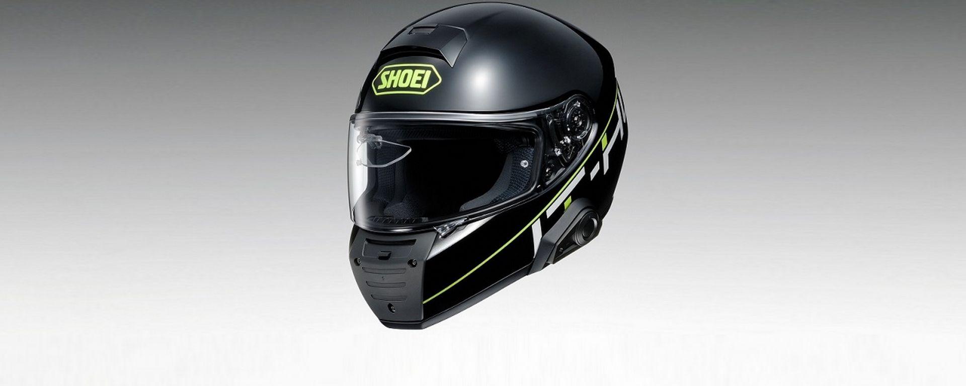 Shoei IT-HL smart helmet: il casco con Head Up Display (HUD)