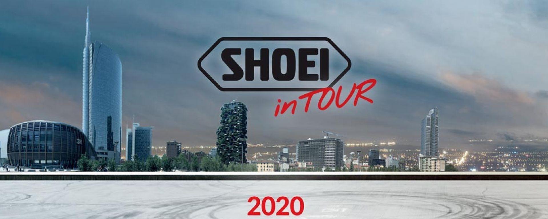 È iniziato Shoei in Tour 2020: ecco tutte le date