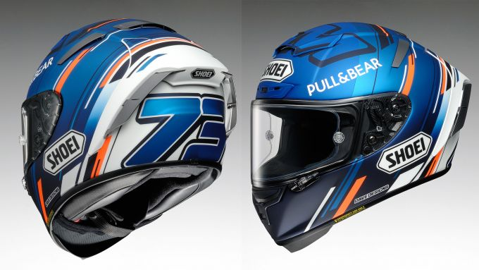 Shoei X-Spirit 3 X-Fourteen