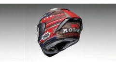 Shoei X-Spirit IIIMarquez America TC-2: la replica del casco usato da Marc Marquez nel GP delle Americhe 2019