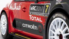 Si riconoscono le linee della C3 di serie - Citroen C3 WRC