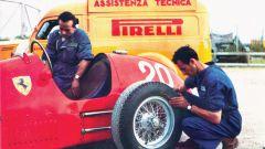 Si va che è un incanto: le foto più belle della mostra Pirelli - Immagine: 64