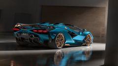 Sian Roadster: la Lamborghini open top più potente di sempre con 819 CV