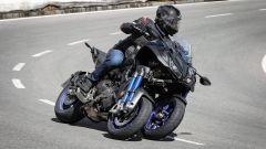 Sicura e divertente, la Yamaha Niken è una grandiosa sport tourer