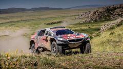 Silk Way Rally 2016 - Team Peugeot Total