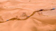 """Despres e l'ultima tappa del Silk Way Rally 2017: """"Che fatica con queste dune!"""""""
