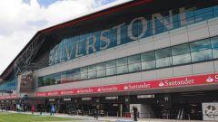 Silverstone Circuit - struttura principale
