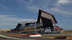 Silverstone Circuit - ultima curva