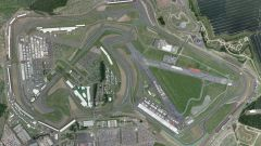 Silverstone Circuit - vista aerea