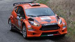 Simone Campedelli e Pietro Ometto - Ford Fiesta R5