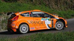 Simone Campedelli - Tania Canton Ford Fiesta Evo R5