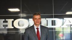 Simone Mattogno Direttore Generale Honda Italia in un'altra immagine