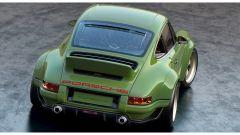 Singer e Williams assieme estremizzano la Porsche 911 964  - Immagine: 2