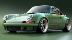 Singer e Williams assieme estremizzano la Porsche 911 964  - Immagine: 1