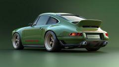 Singer e Williams assieme estremizzano la Porsche 911 964  - Immagine: 4