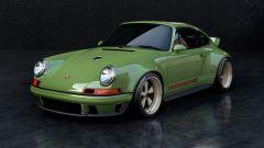 Singer e Williams assieme estremizzano la Porsche 911 964  - Immagine: 8