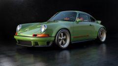 Singer e Williams assieme estremizzano la Porsche 911 964  - Immagine: 9