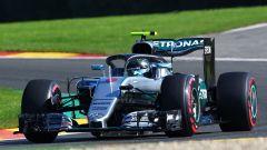 Sistema HALO sulla Mercedes