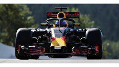 Sistema HALO sulla Red Bull
