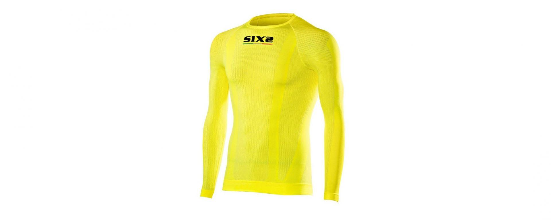Sixs TS2 e TS2 C: nuovo colore Yellow Tour per le maglie