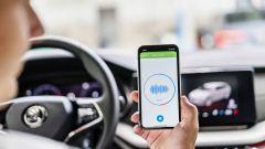 Skoda, un'app diagnostica il problema tramite il...rumore - Immagine: 2