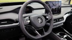Skoda Enyaq, Simply Electric SUV. La prova video - Immagine: 10