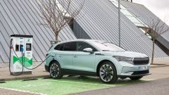 Skoda Enyaq, Simply Electric SUV. La prova video - Immagine: 24