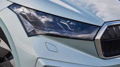 Skoda Enyaq, Simply Electric SUV. La prova video - Immagine: 28