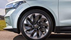 Skoda Enyaq, Simply Electric SUV. La prova video - Immagine: 29