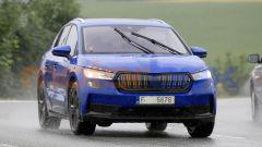 Skoda Enyaq: il SUV elettrico mantiene un look tradizionale