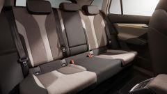 Skoda Enyaq iV 2021, interni: i sedili del divano posteriore
