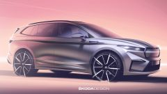 Skoda Enyaq iV: come sarà il primo SUV elettrico boemo