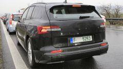 Skoda Enyaq SUV, dettaglio del posteriore