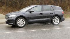 Skoda Enyaq SUV sarà proposta anche con carrozzeria SUV coupé