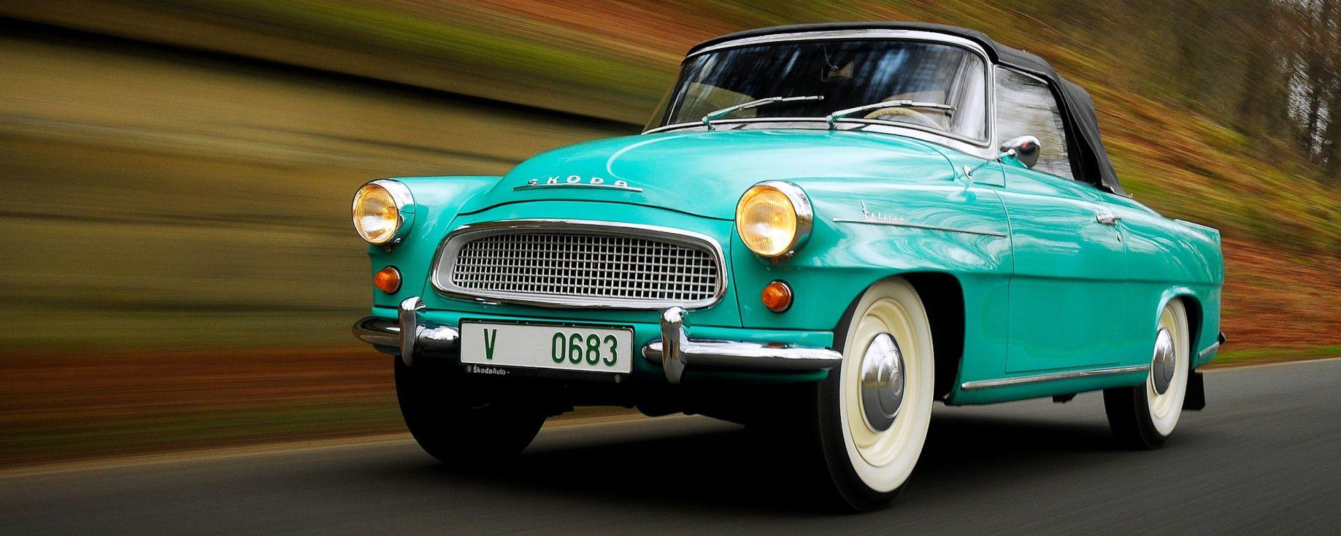 Škoda Vintage: Octavia, Felicia e gli Anni 50