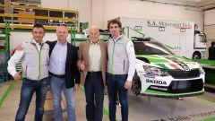 Skoda Italia Motorsport 2016 - E' tutto pronto per il Rally Due Valli