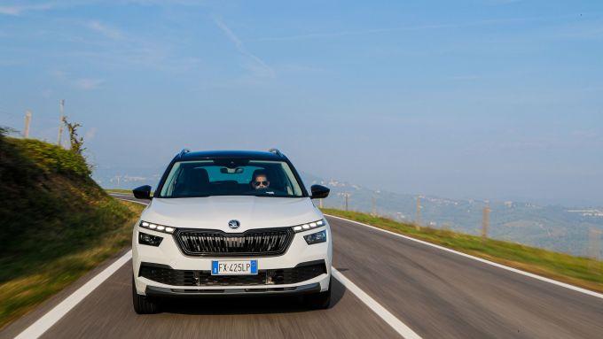 Skoda Kamiq: aperti gli ordini del SUV compatto