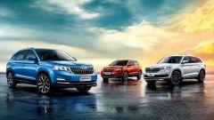 Skoda Kamiq: un nuovo SUV debutta in Cina - Immagine: 2