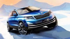 Skoda Kamiq: un nuovo SUV debutta in Cina - Immagine: 8