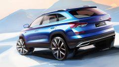 Skoda Kamiq: un nuovo SUV debutta in Cina - Immagine: 9