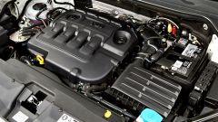 Skoda Karoq: il vano motore