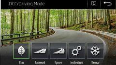 Skoda Karoq: le varie modalità di guida